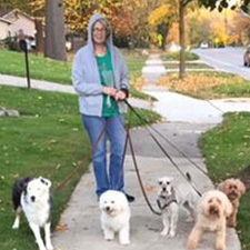 Patricia, Ann Arbor pet sitter and dog walker