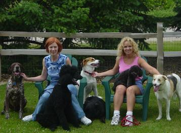 Ann Arbor dog walkers and pet sitters