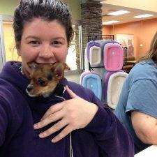 Ann Arbor pet sitter, Kim