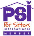 professional pet sitters