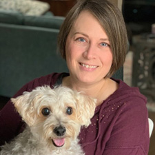 Ann Arbor pet sitter, Amy